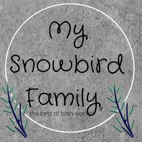 My Snowbird Family